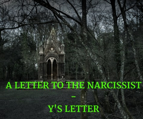 Knowing the Narcissist | Read and understand all about