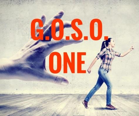 G.O.S.O. ONE