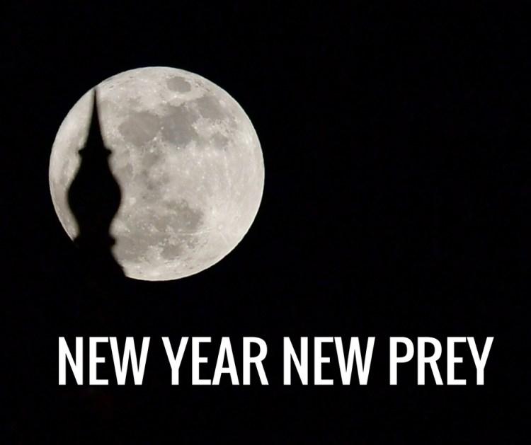 NEW YEAR NEW PREY