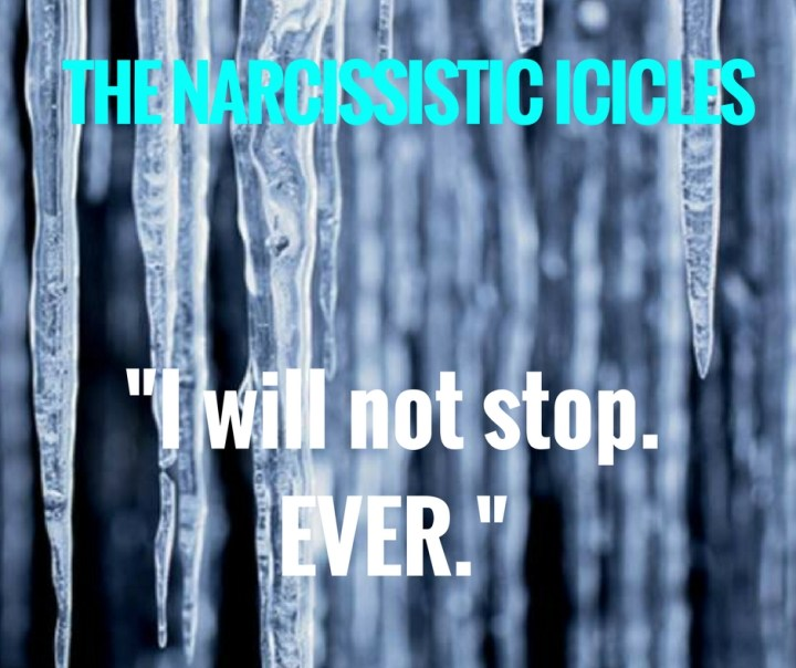THE NARCISSISTIC ICICLES-2