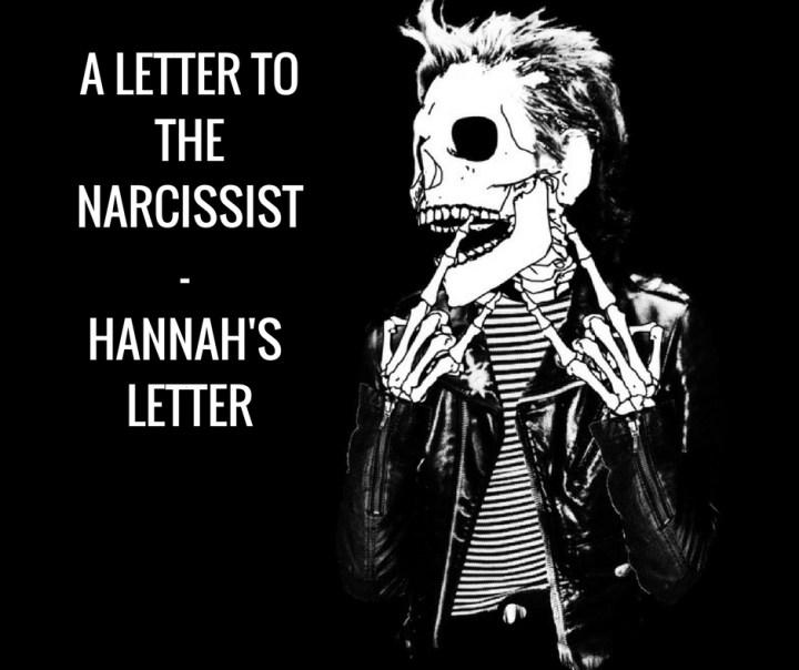 hannah letter