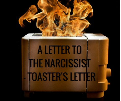 toaster - letter to the narc