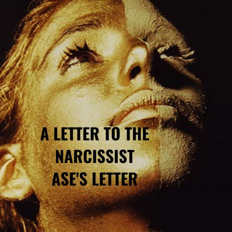 A LETTER TO THE - ase