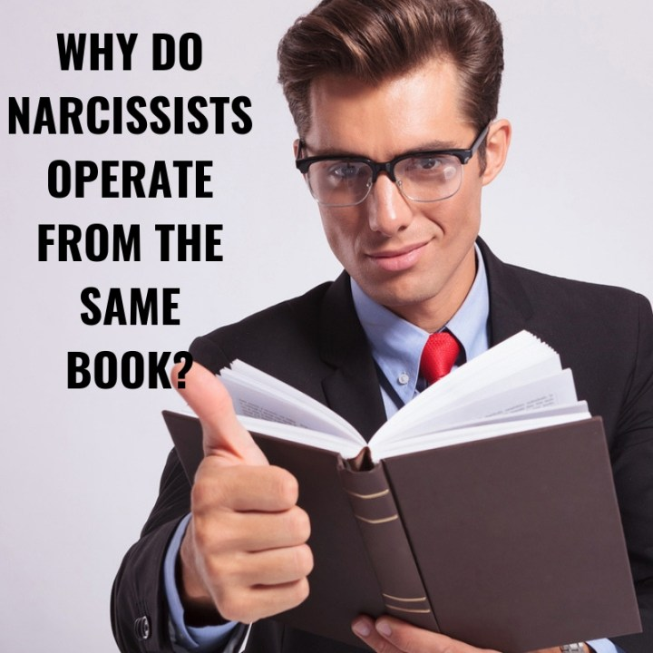WHY DONARCISSISTSOPERATEFROM THESAMEBOOK_