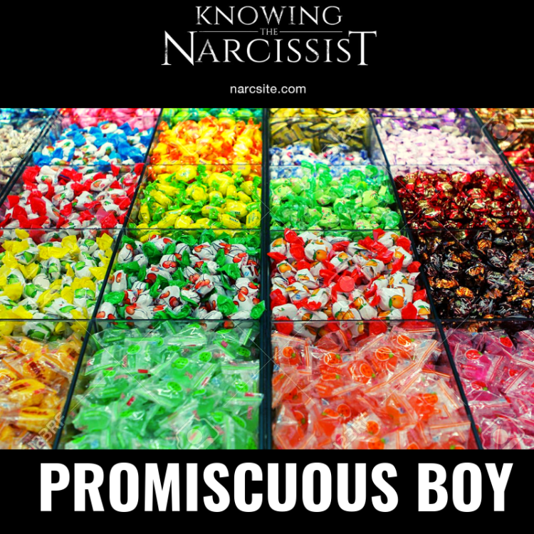 PROMISCUOUS BOY