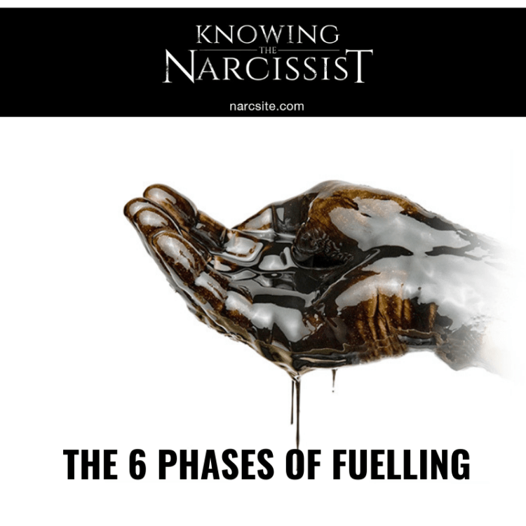 THE 6 PHASES OF FUELLING