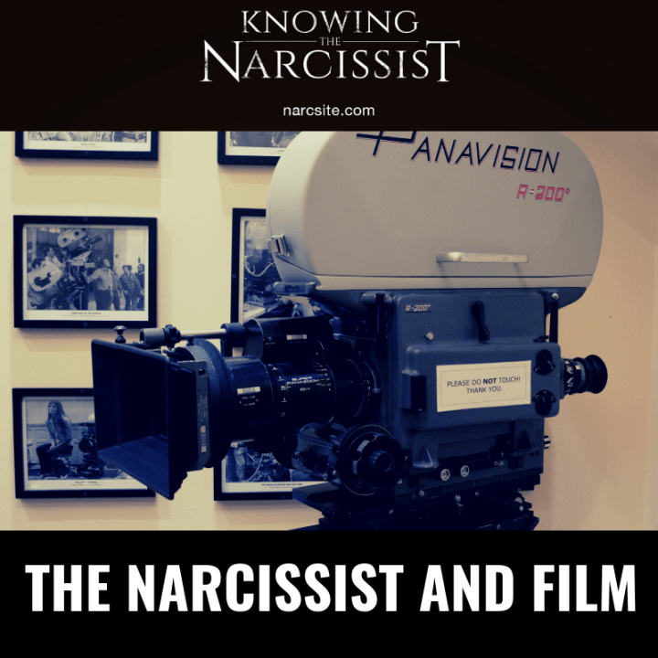 THE NARCISSIST AND FILM