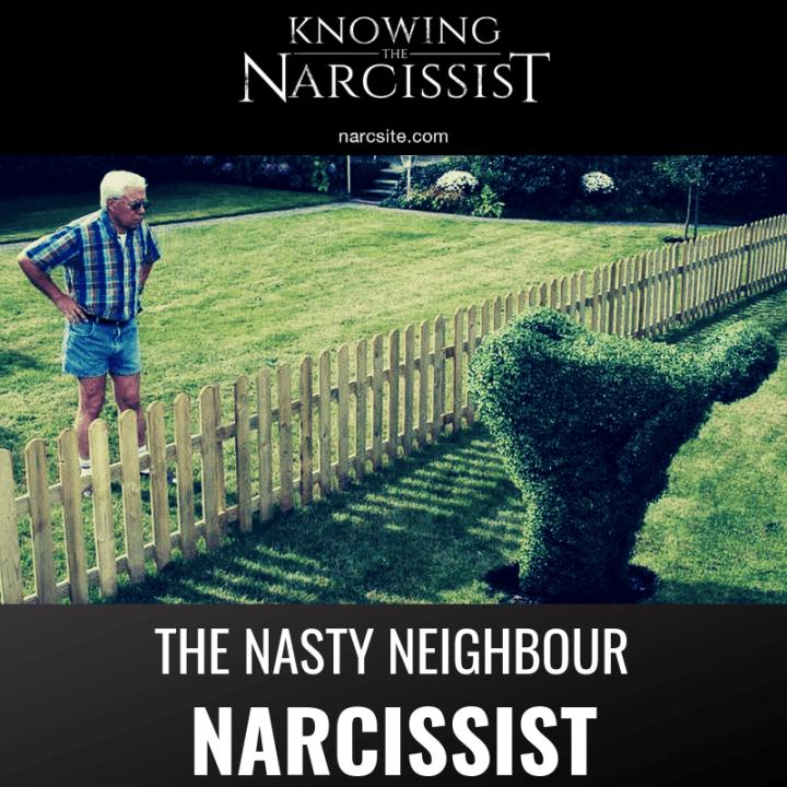 THE NASTY NEIGHBOUR