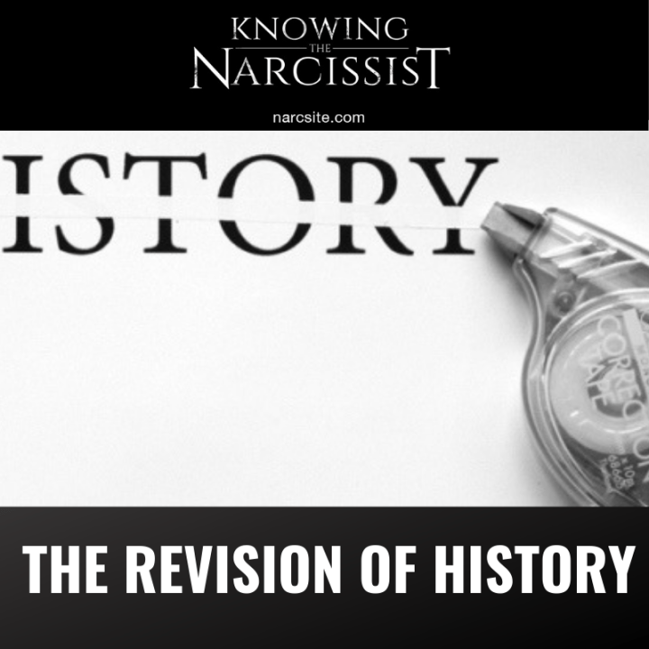 THE REVISION OF HISTORY