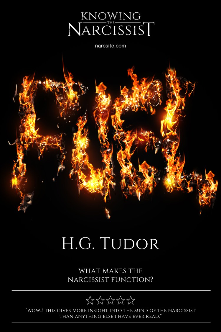 H.G Tudor - Fuel e-book cover