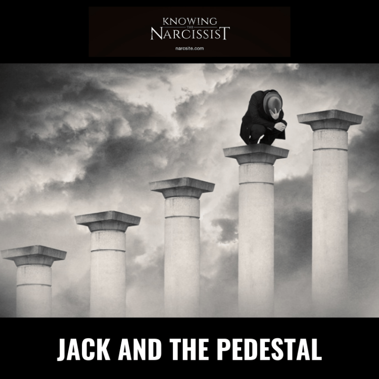 JACK AND THE PEDESTAL