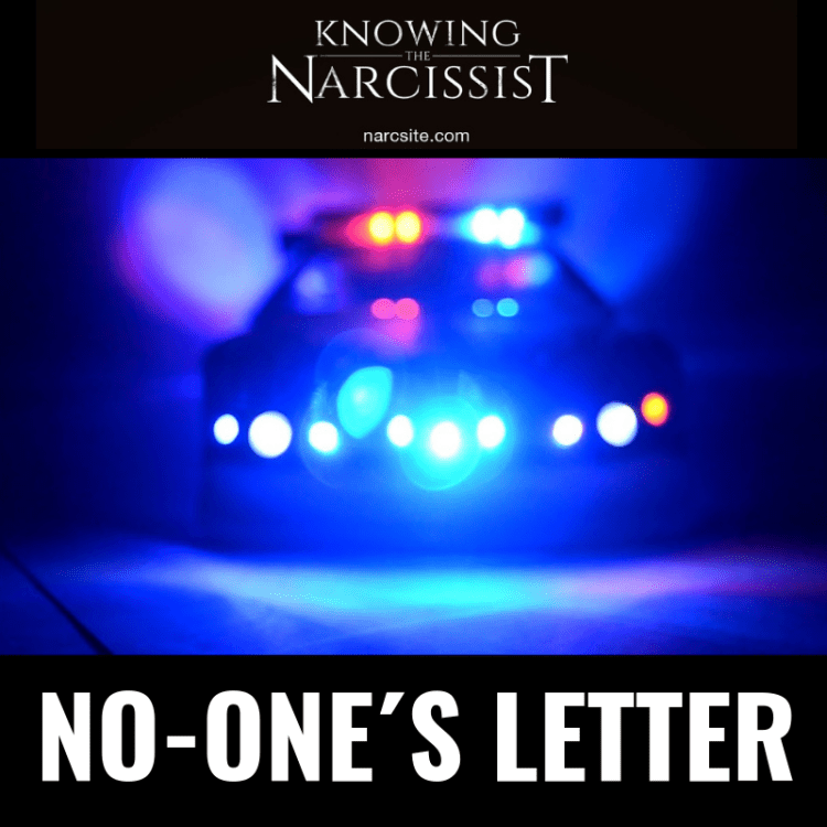NO-ONE´S LETTER