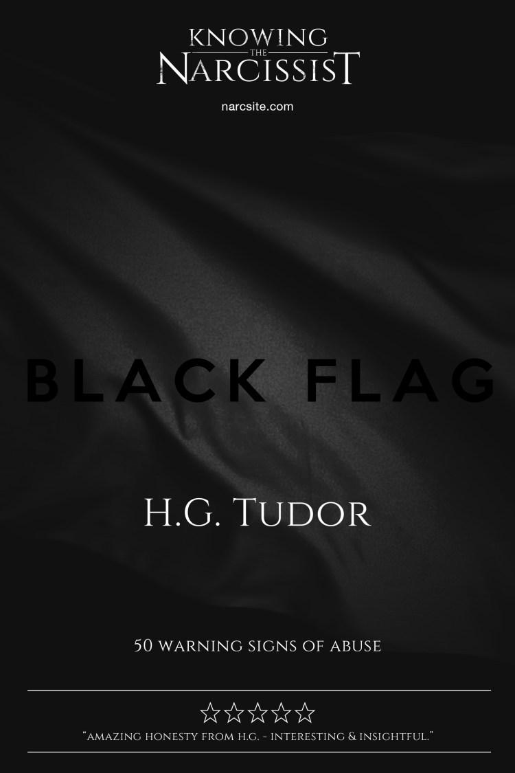 H.G Tudor - Black Flag e-book cover