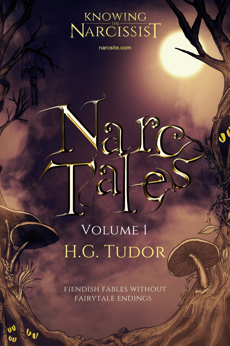 H.G Tudor - Narc Tales Volume 1 e-book cover