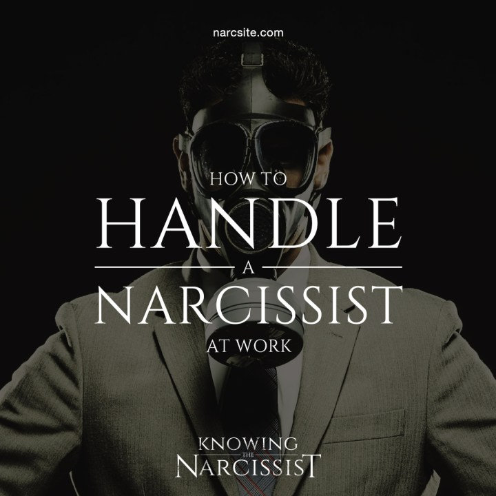 KTN How To Handle A Narcissist at Work