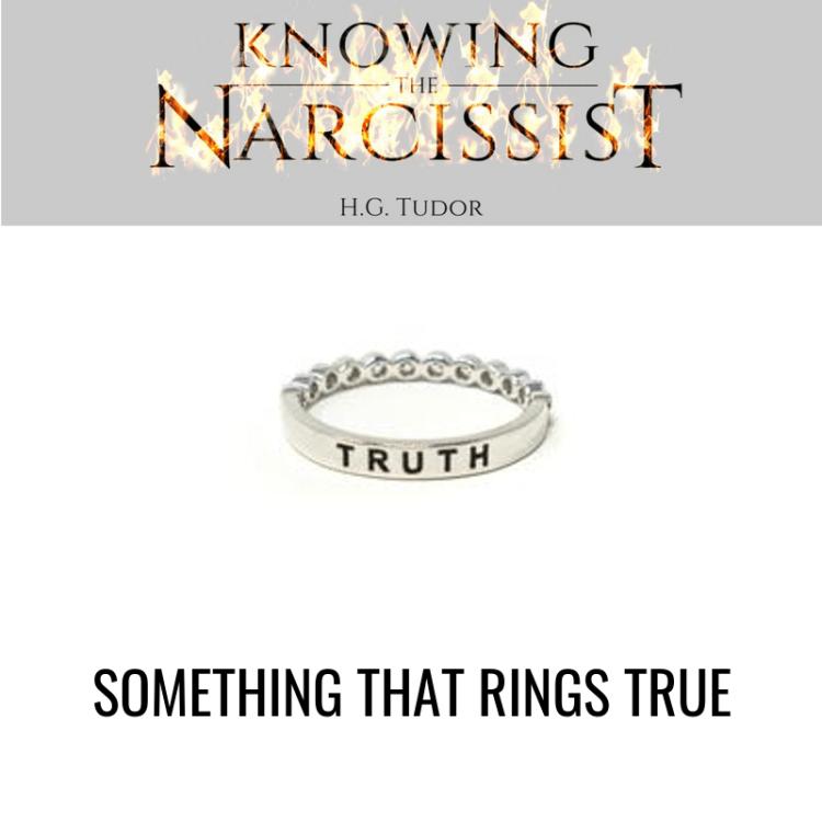 SOMETHING THAT RINGS TRUE