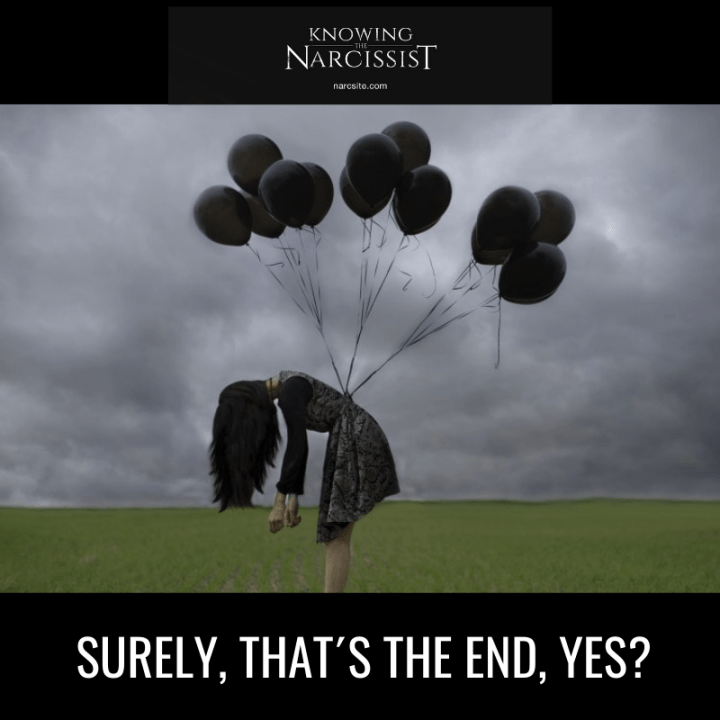 SURELY, THAT´S THE END, YES?