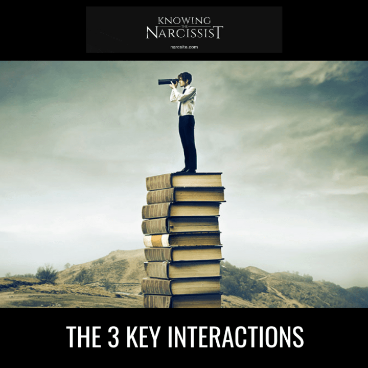 THE 3 KEY INTERACTIONS