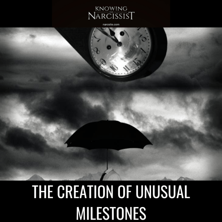 THE CREATION OF UNUSUAL MILESTONES