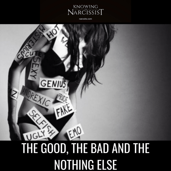 THE GOOD, THE BAD AND THE NOTHING ELSE