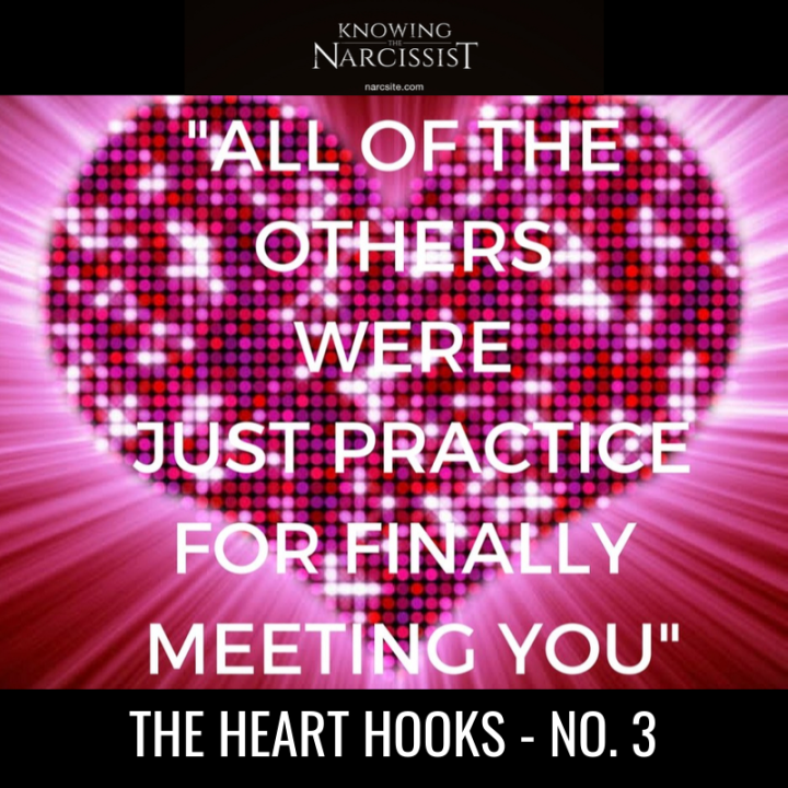 THE HEART HOOKS - NO. 3