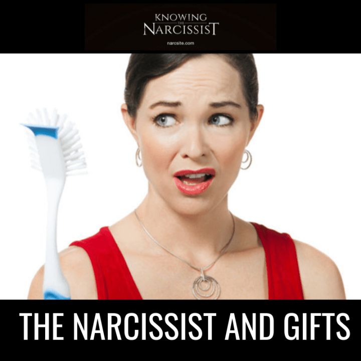 THE NARCISSIST AND GIFTS