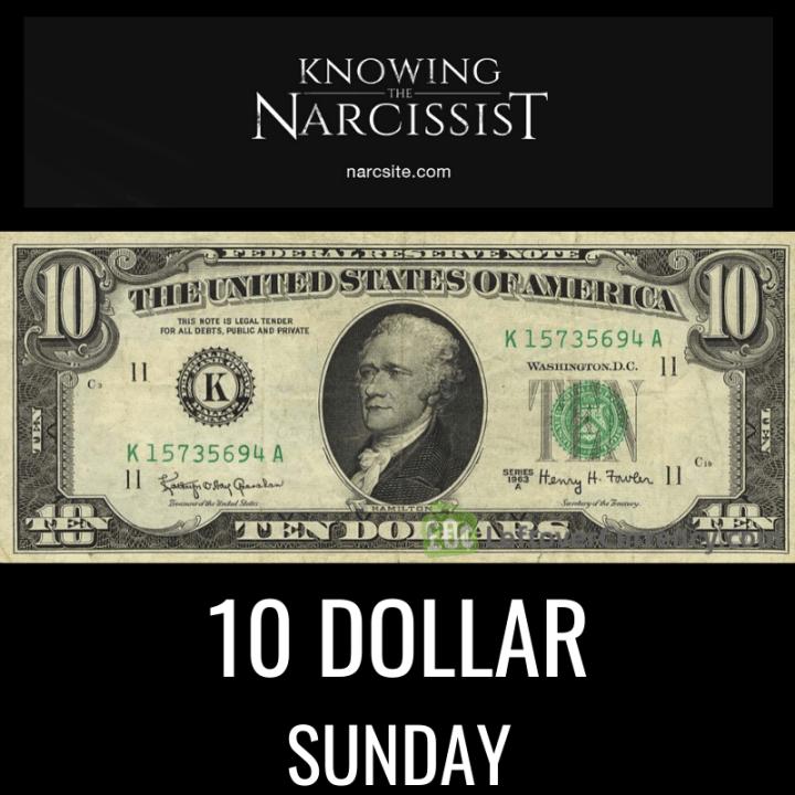 10 DOLLAR SUNDAY