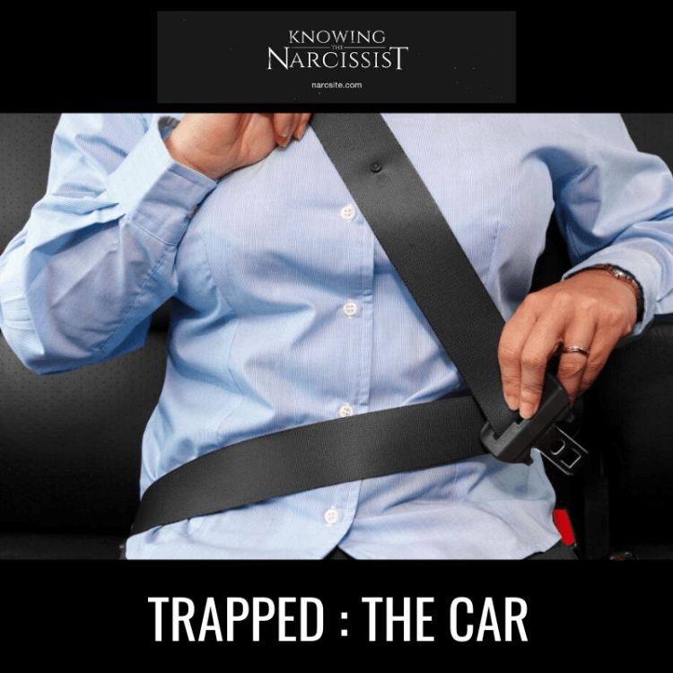 TRAPPED _ THE CAR