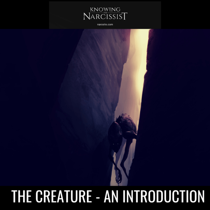 THE CREATURE - AN INTRODUCTION