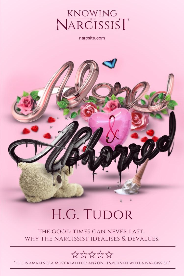 H.G Tudor - Adored & Abhored 2 e-book cover