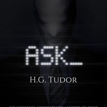 H.G Tudor - Ask e-book cover