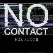 H.G Tudor - No Contact e-book cover