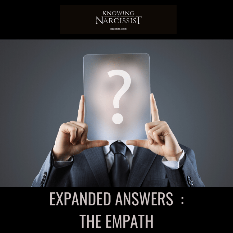 EXPANDED ANSWERS _ THE EMPATH