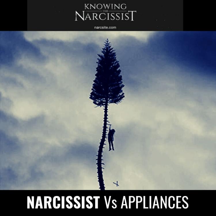 NARCISSIST-Vs-APPLIANCES