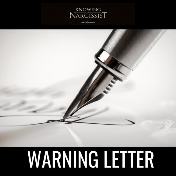 WARNING-LETTER