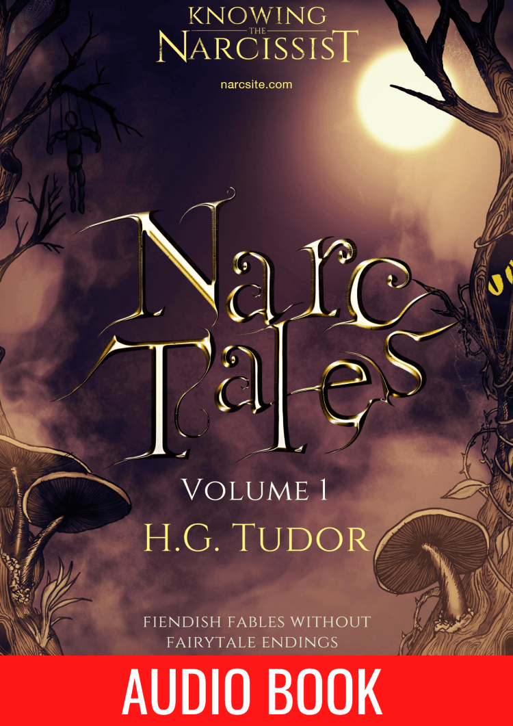 AUDIO BOOK Narc Tales Volume 1