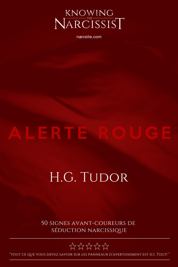 H.G Tudor - Alerte Rouge e-book cover