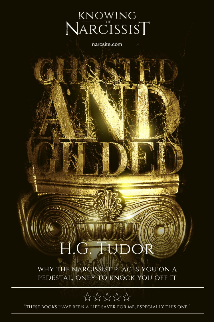 H.G Tudor - Ghosted & Gilded e-book cover (1)