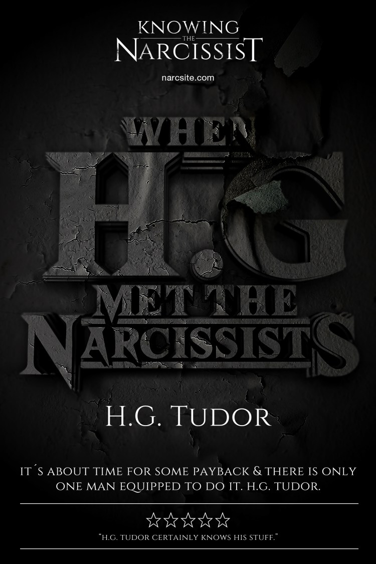 H.G Tudor - When HG Met The Narcissists e-book cover