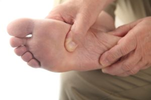 Chiropractic helps those suffering with Plantar Fasciitis