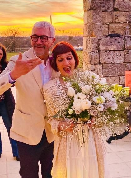 Wedding Matrimonio Sposa Masseria Salento San Sebastiano