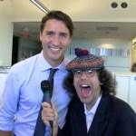 Nardwuar vs. Justin Trudeau, Pierre Trudeau, Jack Layton, Ice Cube, Vanilla Ice & Ice T !