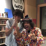 Nardwuar vs. Sama'an Ashrawi ( plus Chris Murphy calls in!)