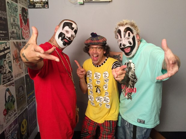 Take 2: Insane Clown Posse, Nardwuar. The Venue, Vancouver BC Canada!