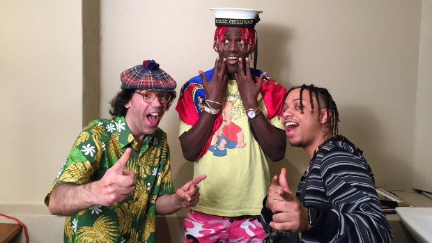 Take 2: Nardwuar,  Lil Yachty, Burberry Perry. The Vogue, Vancouver BC Canada!