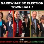 Nardwuar vs. BC Premier Christy Clark, John Horgan & Andrew Weaver