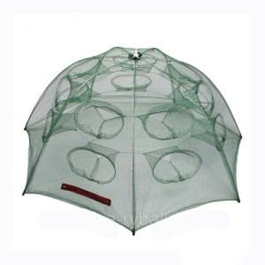 Раколовка зонт двухярусная на 12 входов