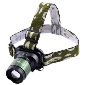 Налобный фонарь Police 6808-XPE