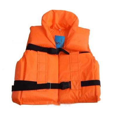 Детский спасательный жилет (оранжевый)