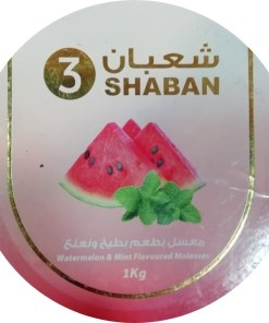 SHABAN TOBACCO (WATERMELON MINT)